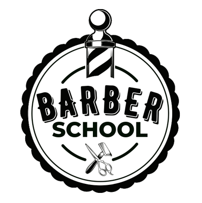 Logo-Barber-School